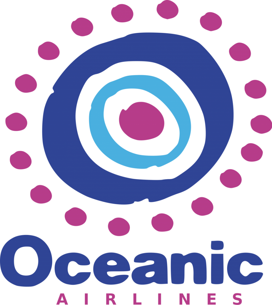 Oceanic Airlines Logo