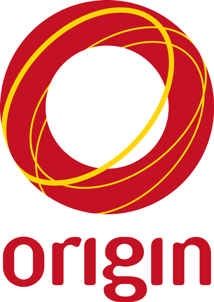 Origin Logo / Oil and Energy / Logonoid.com