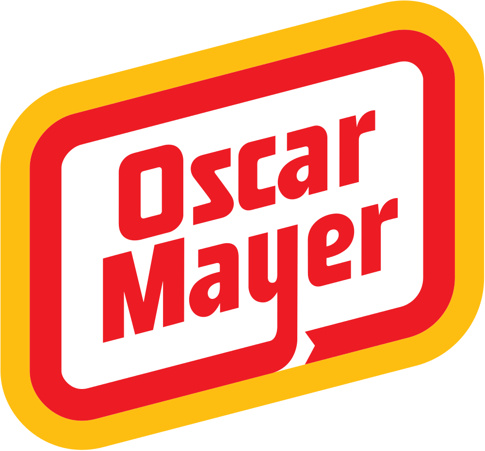 Oscar Mayer Logo on bologna oscar mayer ham