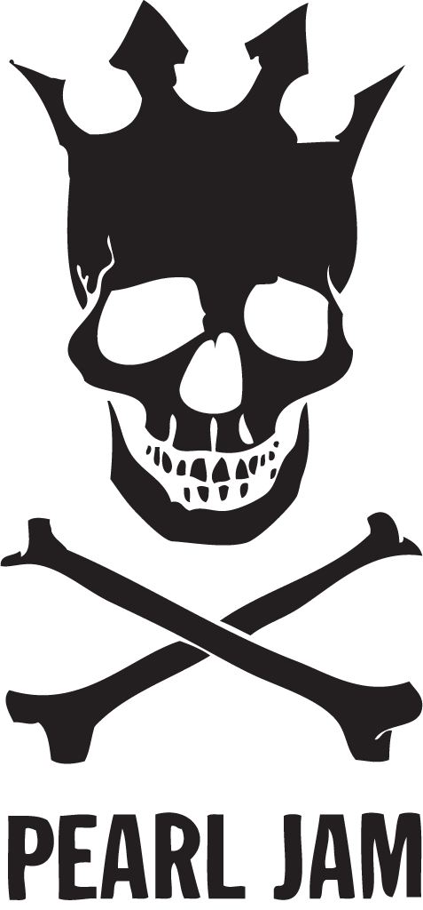 pearl jam logo music logonoidcom