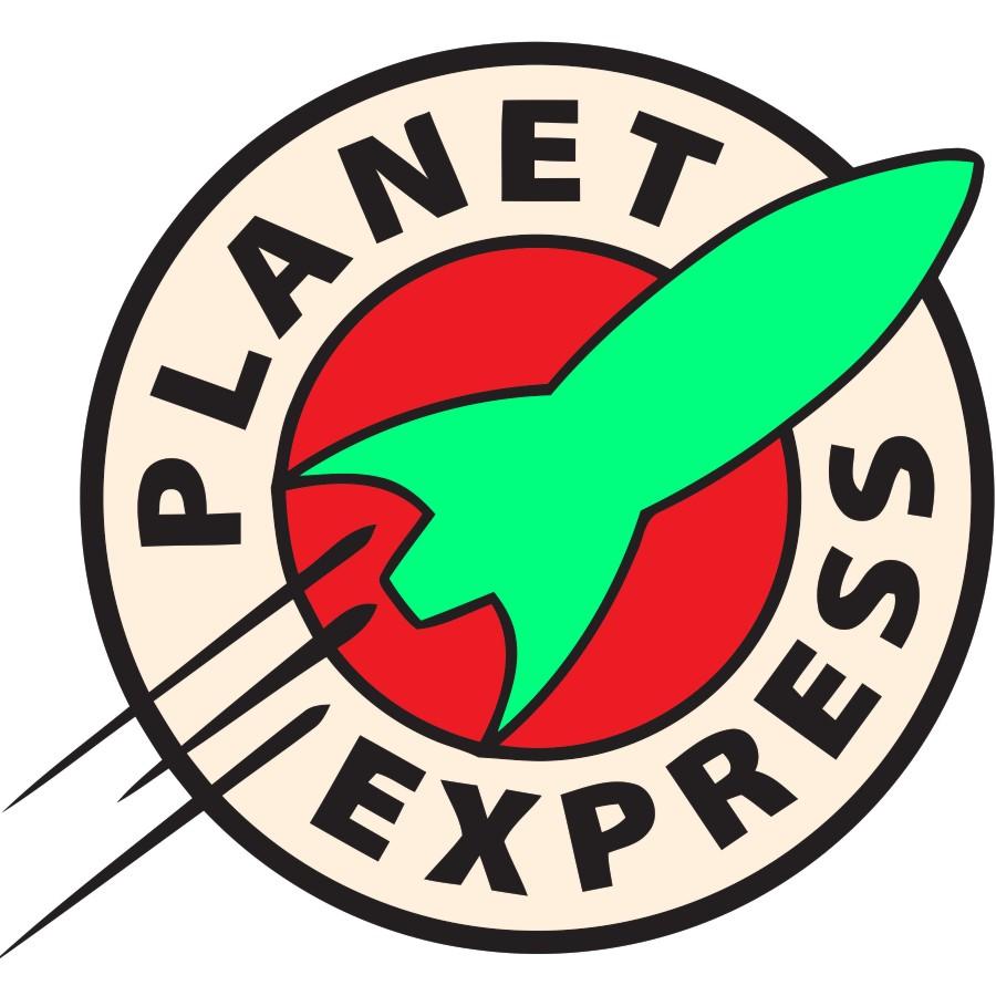 Express - Planet Express Logo