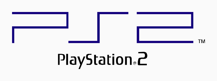 Sony PS2 new logo