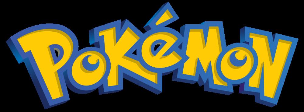 покемон надпись