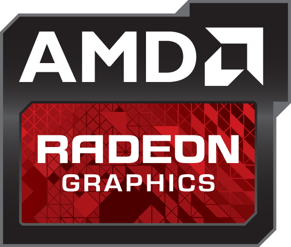 Radeon Logo Computers Logonoid