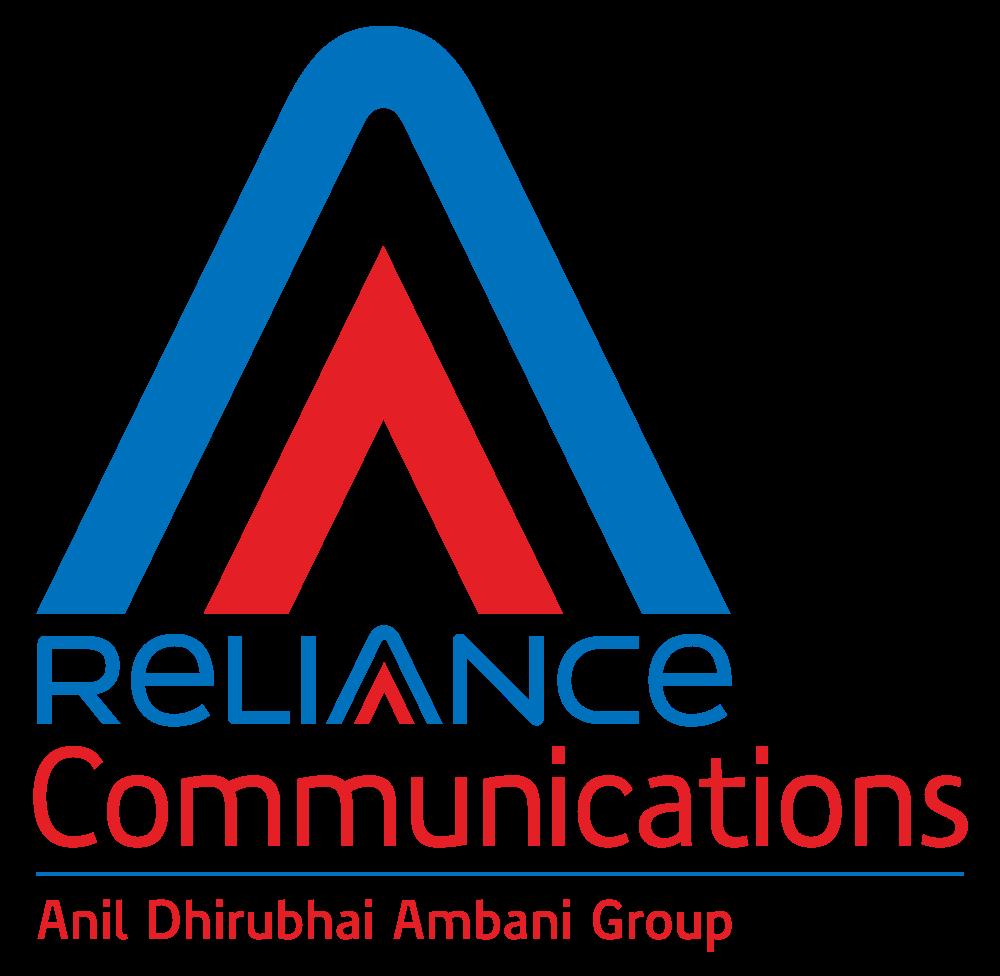 Reliance Communications Logo / Telecommunications ...