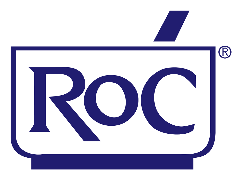 roc logo cosmetics. Black Bedroom Furniture Sets. Home Design Ideas