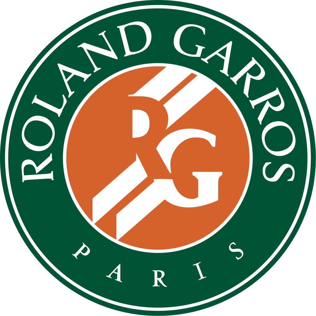 roland garros logo sport. Black Bedroom Furniture Sets. Home Design Ideas