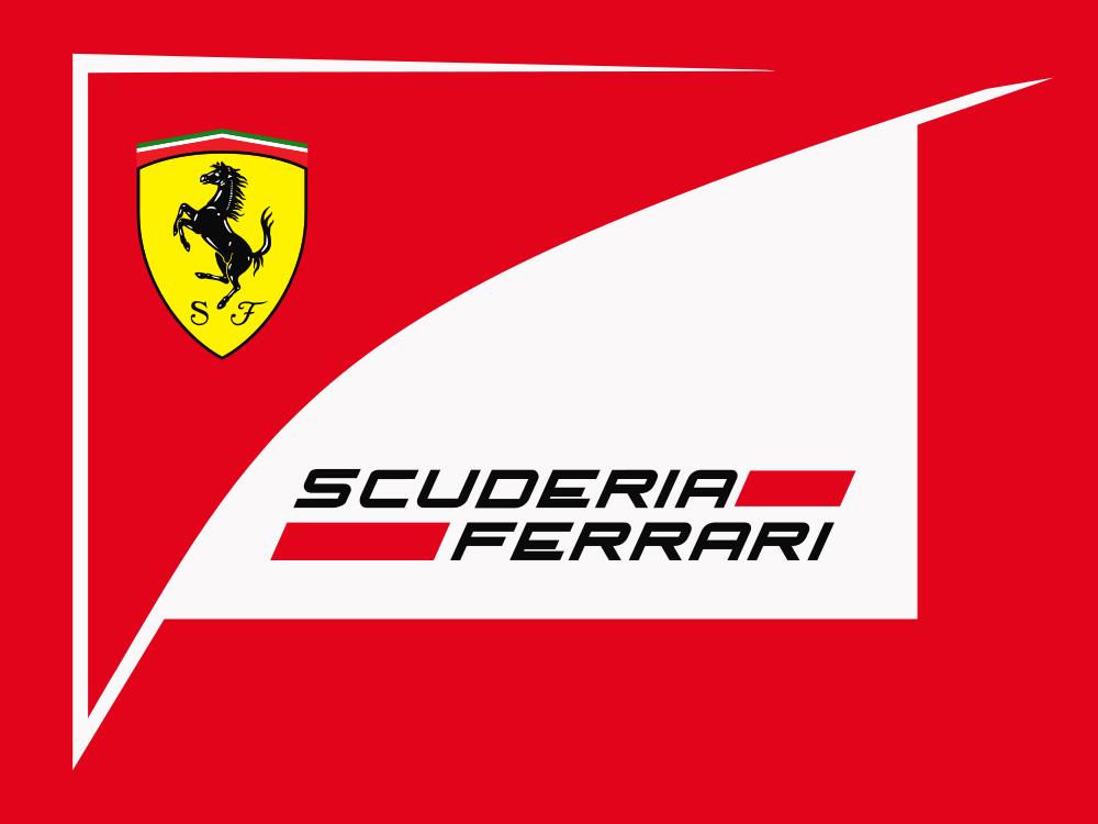 Scuderia Ferrari Logo Sport Logonoid Com