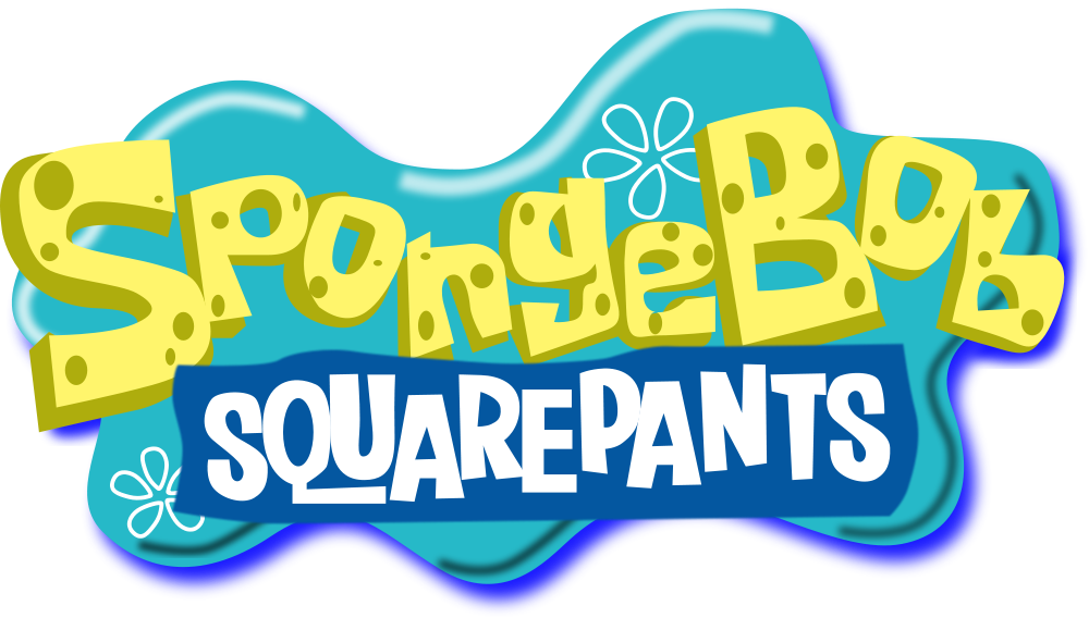 spongebob logo / entertainment / logonoid