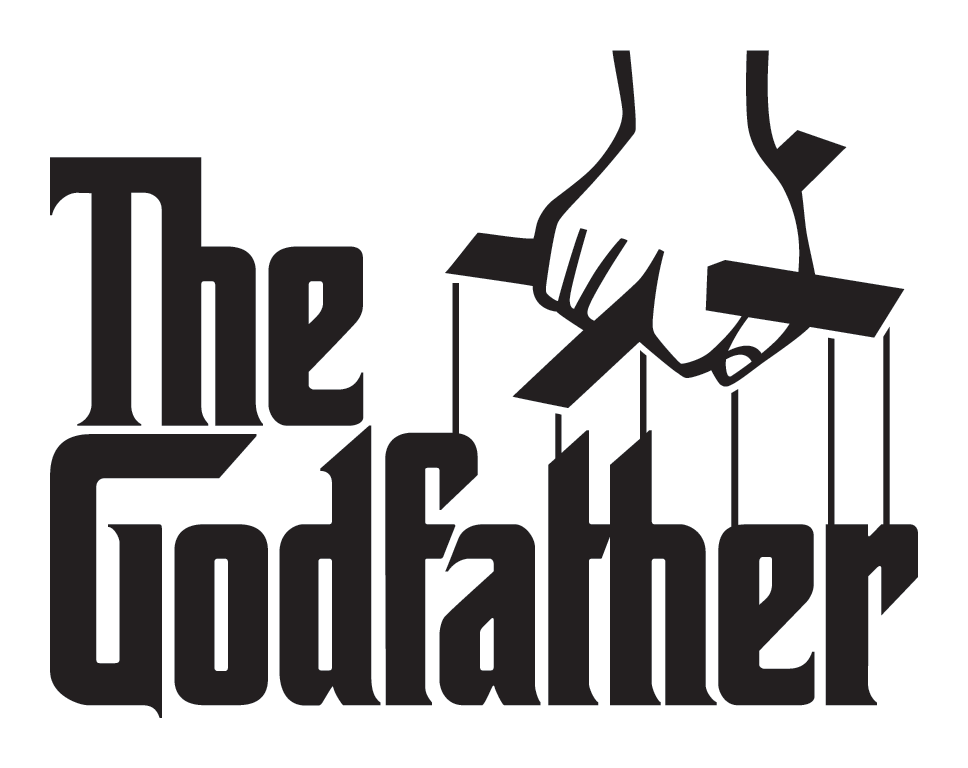 Godfather Logo / Entertainment / Logonoid.com