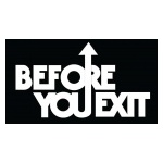 Before You Exit Logo