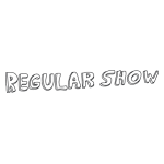 Regular Show Logo