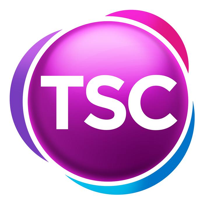 tsc logo television logonoidcom