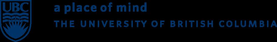Ubc Logo University Logonoid Com