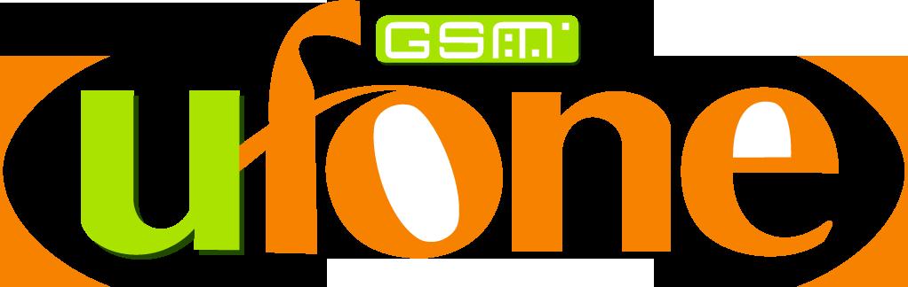 Ufone Logo / Telecommunications / Logonoid.com