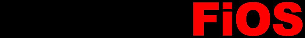 Verizon FiOS Logo / Telecommunications / Logonoid.com