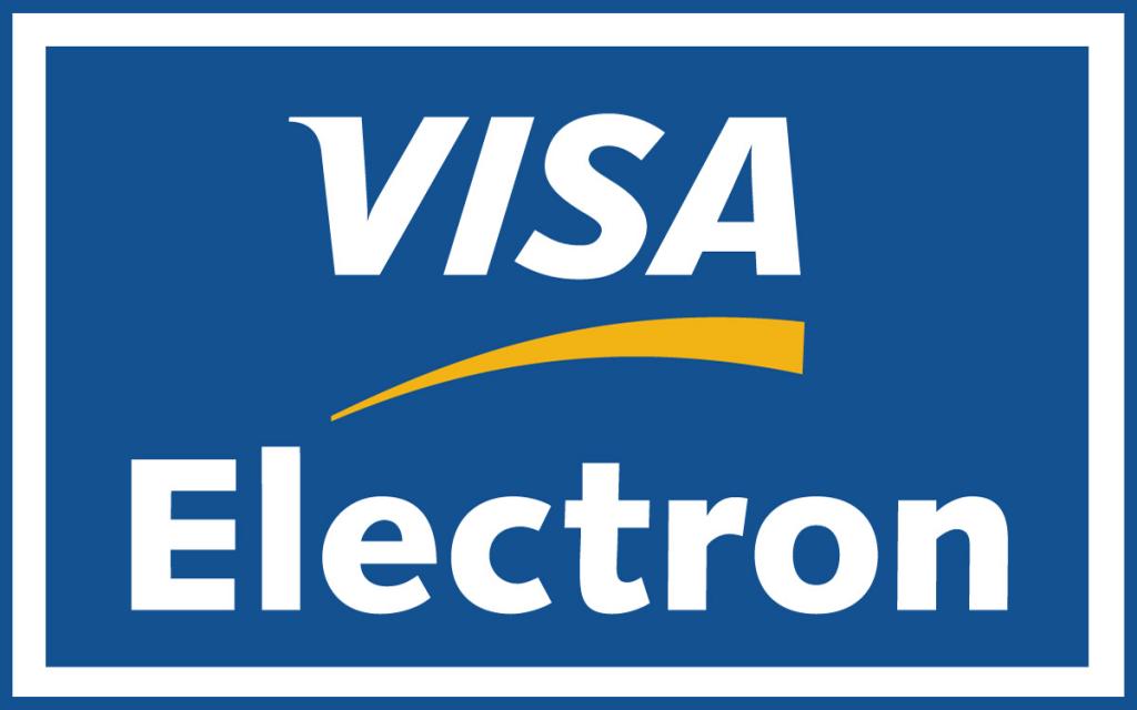 Visa Logo Png Visa Electron Logo