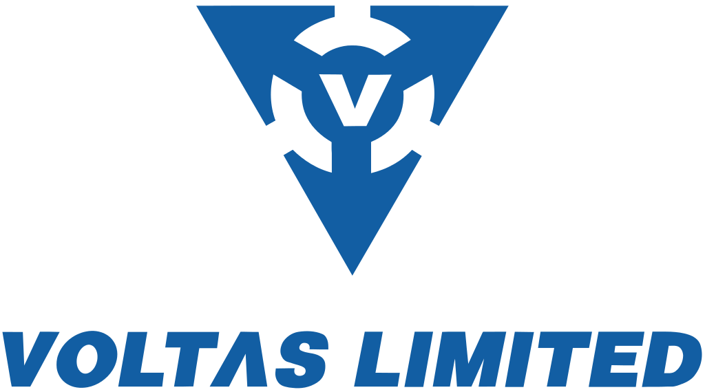 Voltas Logo / Spares and Technique / Logonoid.com