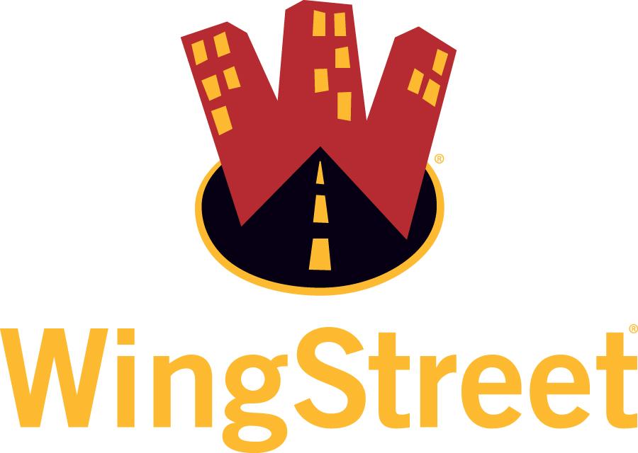 Wingstreet Logo Restaurants Logonoid Com