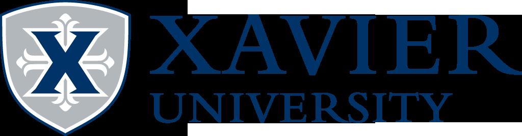 Xavier University Logo University Logonoid Com