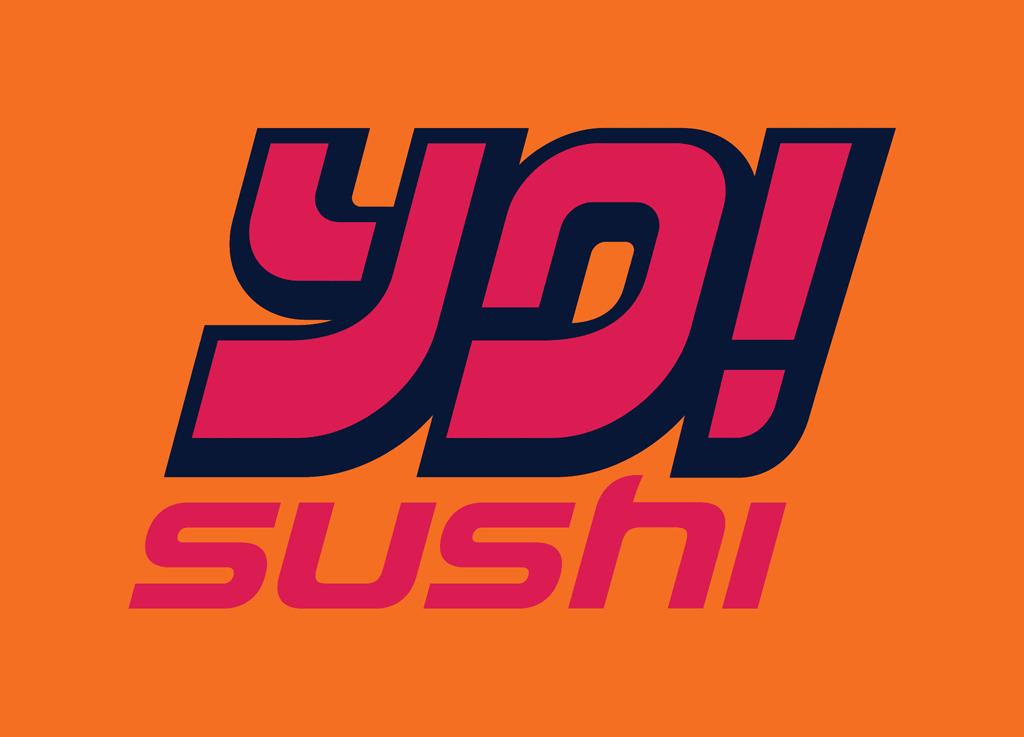 United Airlines Logo 2012 YO! Sushi Logo / Resta...